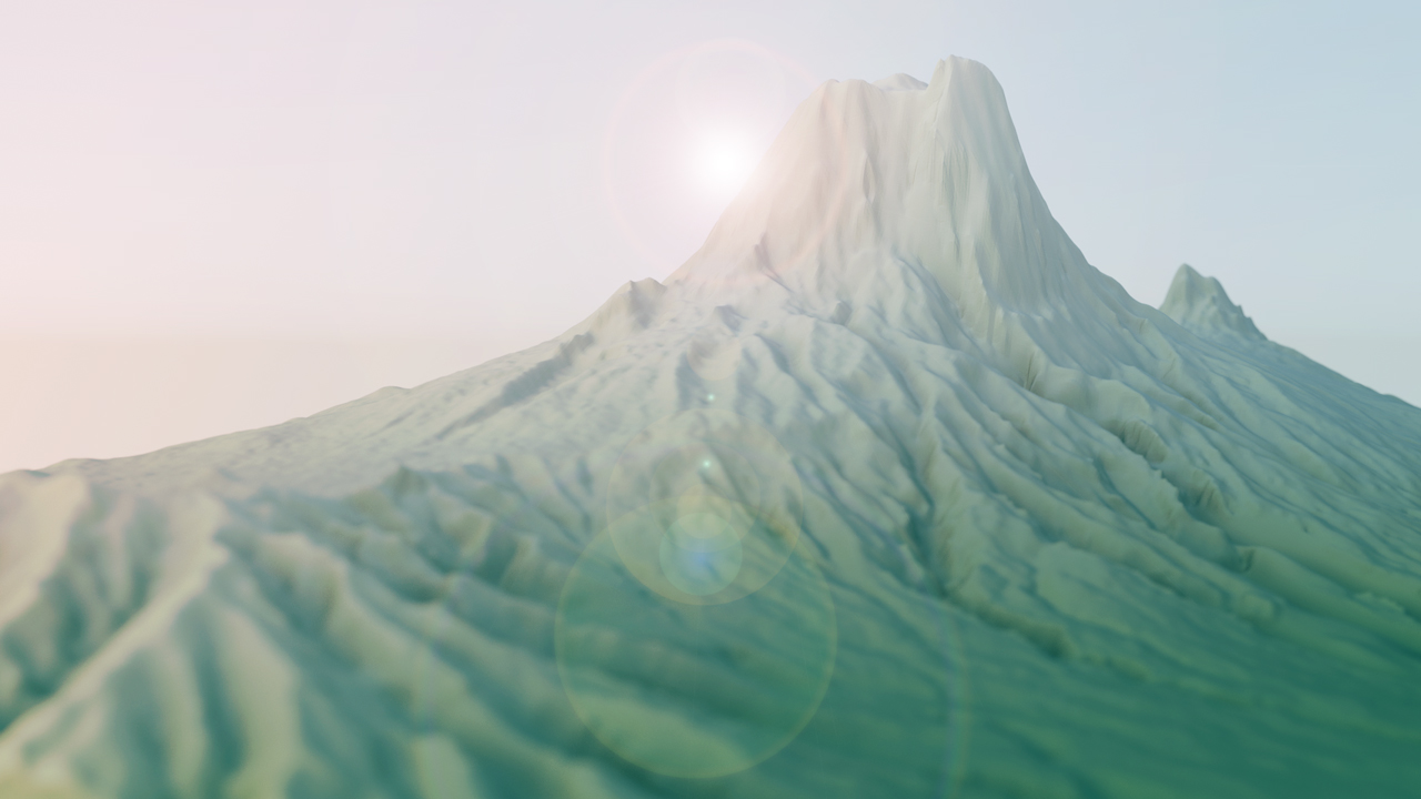 Mountain Experiment